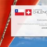 Grafic Suisse miembro de la Cámara Chileno-Suiza